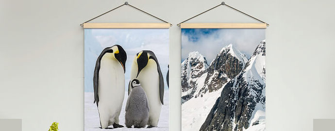 My-Picture Have Introduced A Retro Canvas To Their Personalisation Photo Product Line-Up