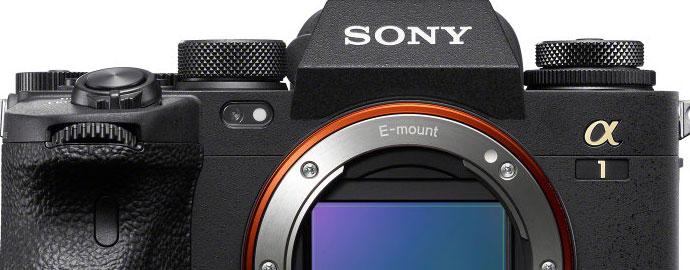 High-speed 50mp Sony Alpha 1 Announced With 8K