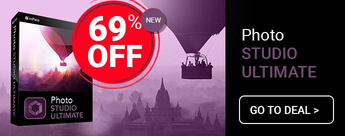 Save 69% On inPixio Photo Studio 10 Ultimate Software