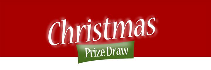 Christmas Prize Draw 2020