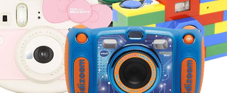 Top 16 Best Digital Cameras For Kids 2019
