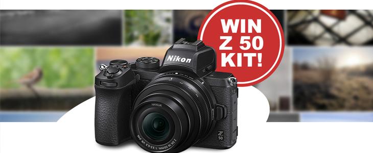 Win A Nikon Z 50 Camera Kit!