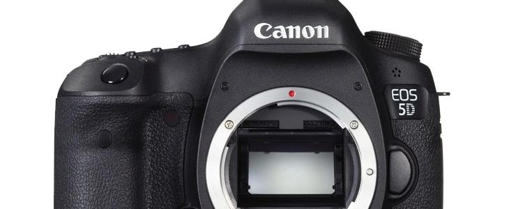 Used Canon EOS 5D Mark III DSLR Camera Body