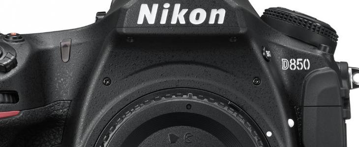 Used Nikon D850 DSLR Camera Body