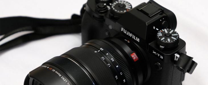 Fujifilm 8-16mm