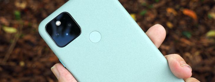 Google Pixel 5 Smartphone Review