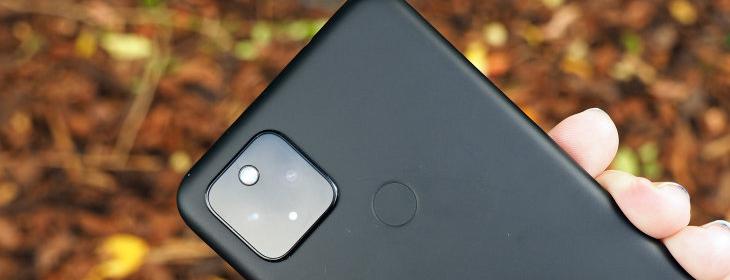Google Pixel 4a 5G Smartphone Review