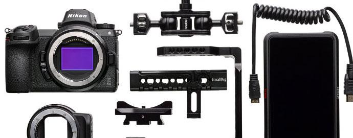 Nikon Z6 II Essential Movie Kit And Firmware Updates