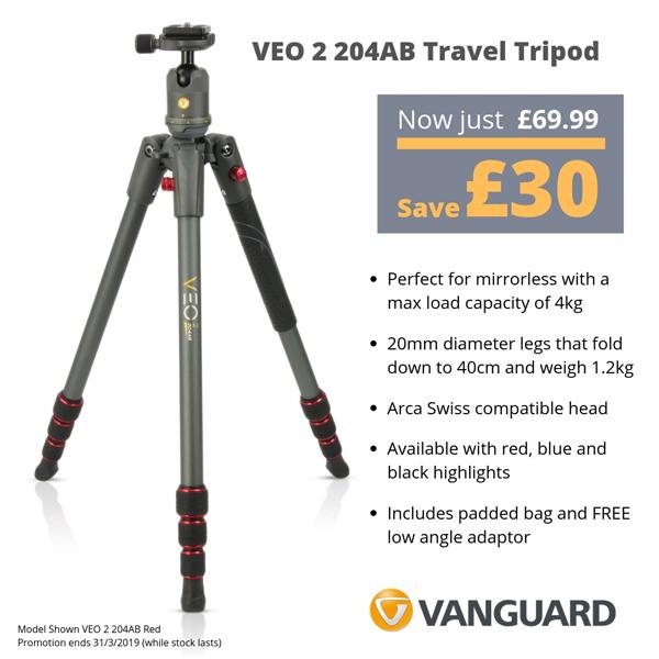 Vanguard Veo 2