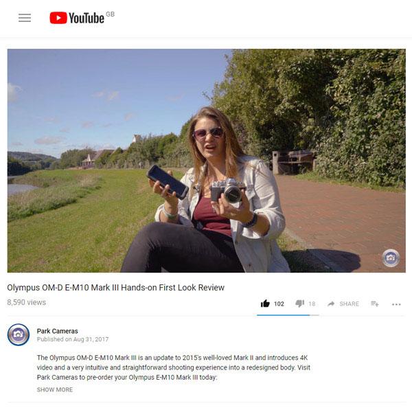 Park Cameras WH September