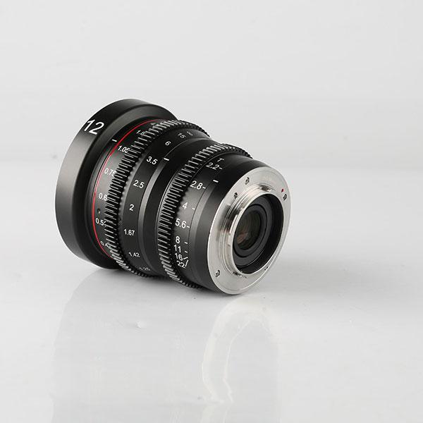 Meike 12mm T2.2