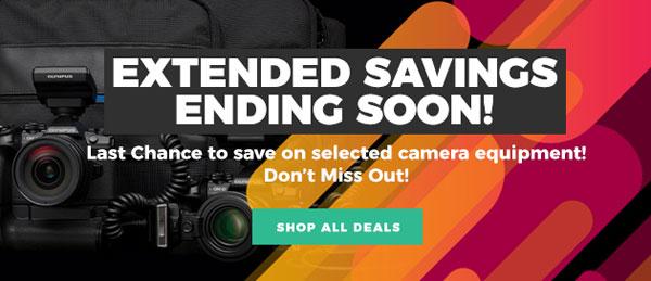 Park cameras extended savings