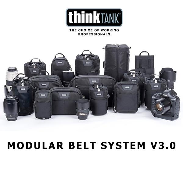 Think Tank modular belt system