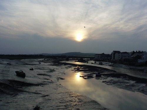 Evening shot of Shoreham by atohire