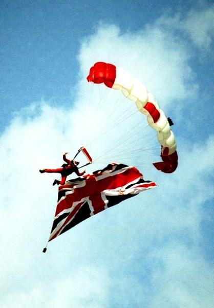 RAF Red Devil