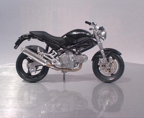 My Ducati Monsterdark by tamodels