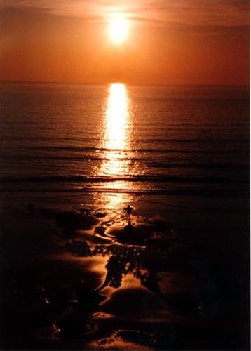Evening Light by heidi