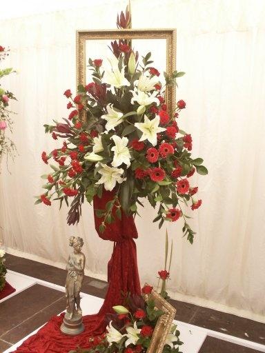 Harrowgate Flower show by Rock