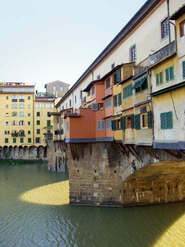 Florence, Ponte Vecchio by Richard Amor