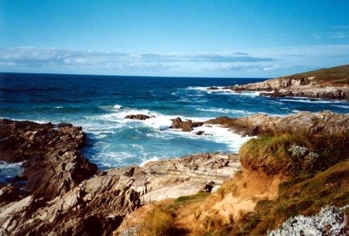 Seashore by heidi