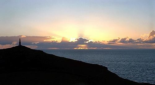 Cape Cornwall by billyji