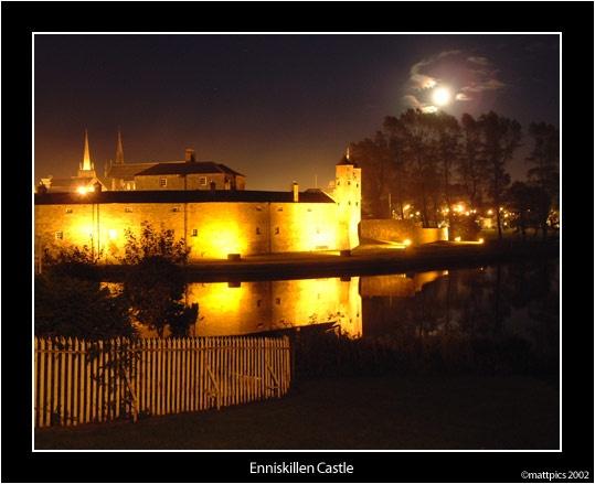 Enniskillen Castle by Tinman