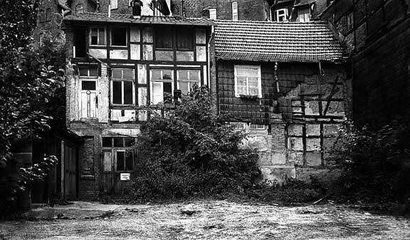 Eisenach Shack by billyji