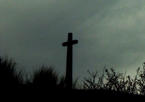 St Pirans Cross by heidi