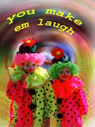 Clowns by STUARTHILL758