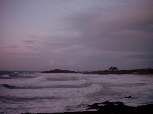 Storm sea by heidi