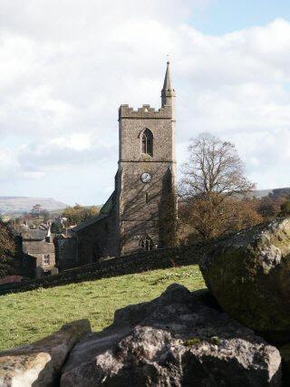 Hawes Church, North Yorkshire. by Rock