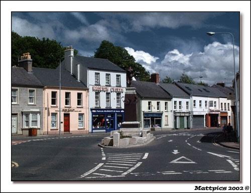 Enniskillen (belmore Street) by Tinman