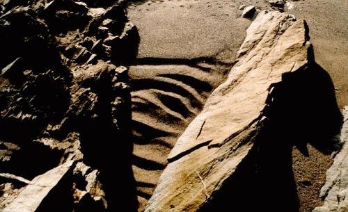 Sand Waves by heidi