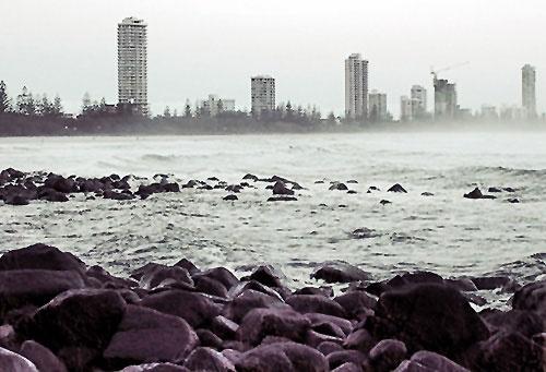 Dawn ,Rain & Shifting Tide by centur