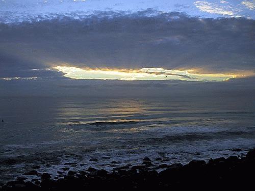 Sunrise Scene by centur