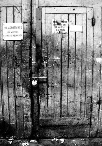 FACTORY DOOR by MARK JONES