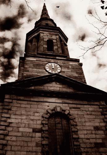 ST. PAULS CHURCH, BIRMINGHAM by MARK JONES