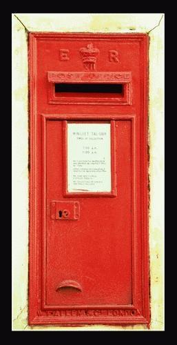 maltese post box by malleader