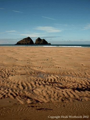 Sand & Rocks by heidi
