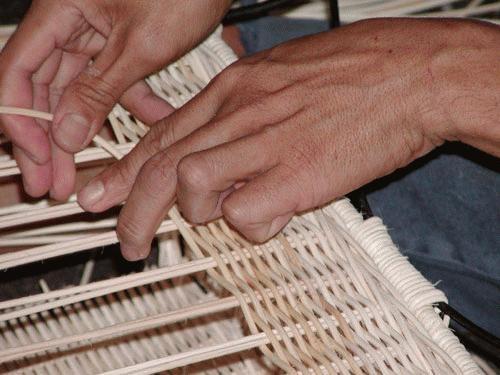 Basket Weaving by Linda L. Hudson