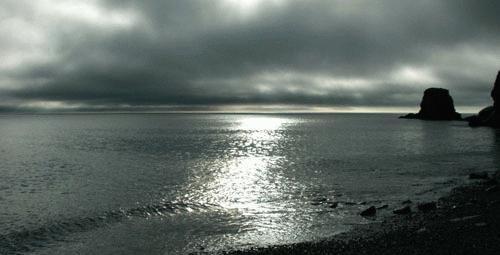 St Austell Bay by Saxon Marsh