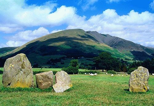 Castlerigg Stone circle by icphoto