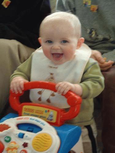 Thomas age 10 months by alex.allen