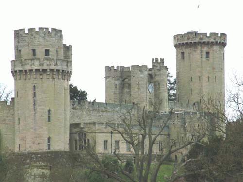 Warwick Castle by alex.allen