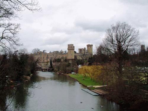 Warwick Castle and River Avon by alex.allen