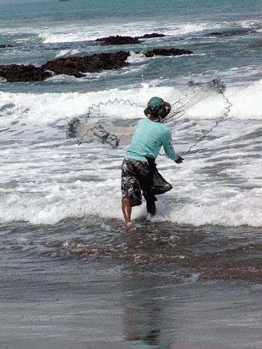 Fisherman by Linda L. Hudson