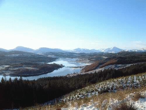 Hilands Scotland by kelkiwi