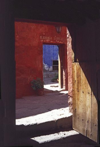 Doorway by AlanTW