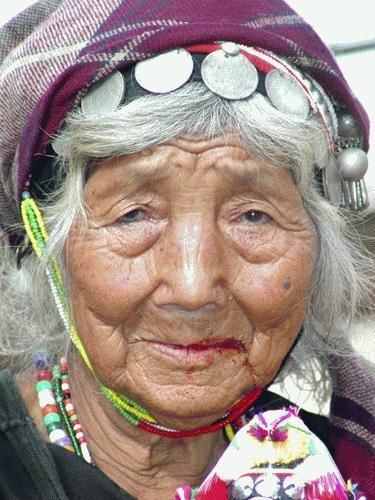 Thai Woman by Linda L. Hudson