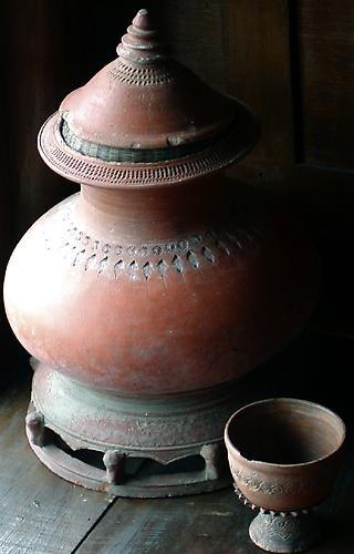 Thai Urn by Linda L. Hudson